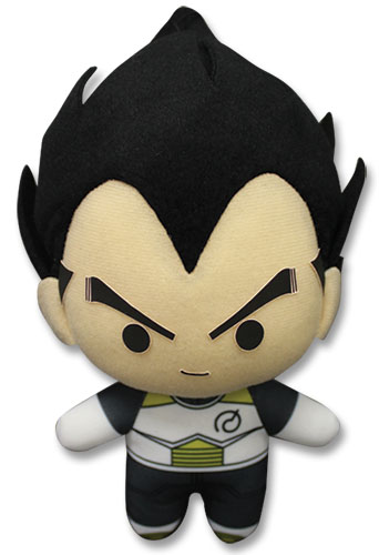Dragon Ball Super - Vegeta 01 Plush, an officially licensed product in our Dragon Ball Super Plush department.