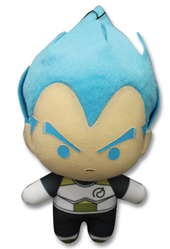 Dragon Ball Super - Ss Vegeta 01 Plush 6.5