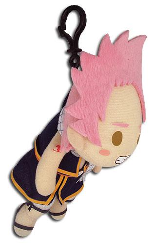 Fairy Tail - Natsu Pinched Plush 5.5
