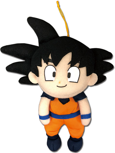 Dragon Ball Super - Goku Pinched Plush 5.5'', an officially licensed product in our Dragon Ball Super Plush department.