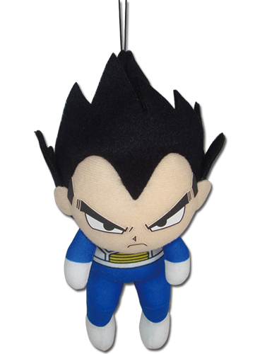 Dragon Ball Super - Vegeta Pinched Plush 5.5