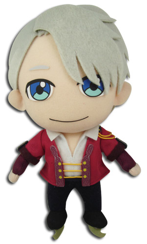 Yuri On Ice!!! - Victor Dancing Clothes Plush 8'', an officially licensed product in our Yuri!!! On Ice Plush department.