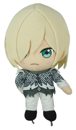 Yuri On Ice!!! - Yurio Dancing Clothes Plush 8'', an officially licensed product in our Yuri!!! On Ice Plush department.