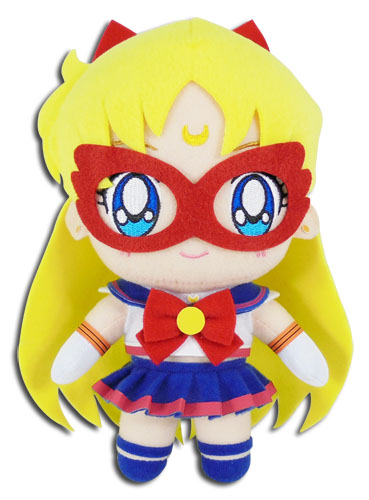 Sailor Moon - Sailor V Plush 8