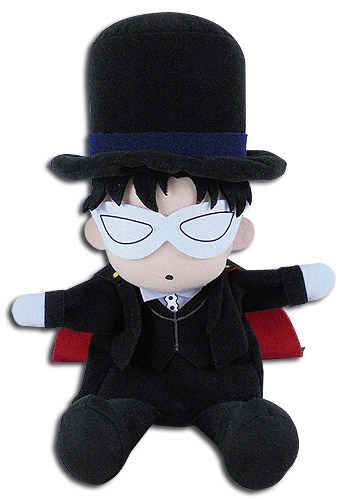 Sailor Moon R - Tuxedo Mask Puppet Plush, an officially licensed product in our Sailor Moon Plush department.