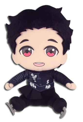 Yuri On Ice!!! - Yuri Dancing Clothes Plush 7