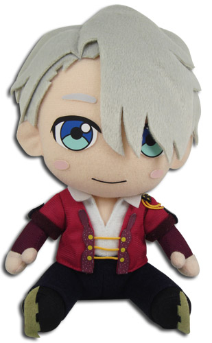 Yuri!!! On Ice - Victor Dancing Clothes Plush 7'', an officially licensed product in our Yuri!!! On Ice Plush department.