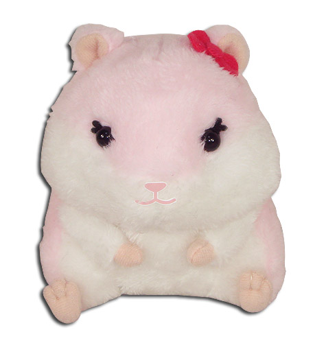 Great Eastern - Pink Hamsters Plush 4''H, an officially licensed product in our Great Eastern Plush department.