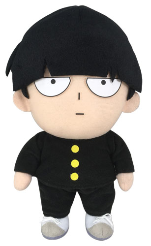 Mob Psycho 100 - Mob Plush, an officially licensed product in our Mob Psycho 100 Plush department.