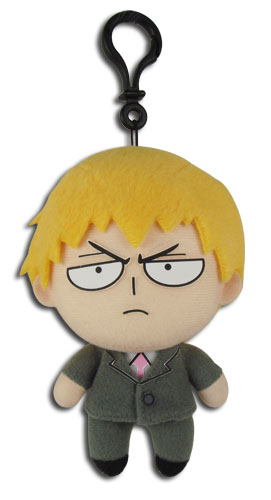 Mob Psycho 100 - Arataka Plush 5'', an officially licensed product in our Mob Psycho 100 Plush department.