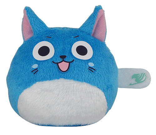 Fairy Tail S7 - Happy Dango Series Plush 3