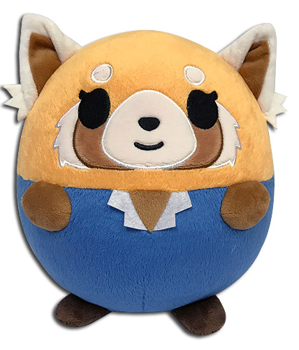 Aggretsuko - Retsuko 01 Ball Plush 8