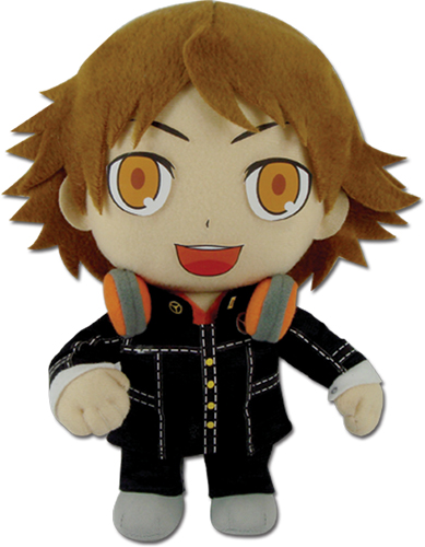 Persona 4 - Golden Yosuke Plush 8'', an officially licensed product in our Persona Plush department.