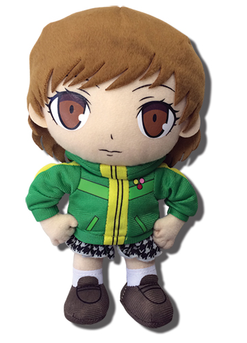 Persona 4 - Golden Chie Plush 8'', an officially licensed product in our Persona Plush department.