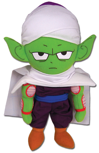 Dragon Ball Z - Piccolo Plush 8'' officially licensed Dragon Ball Z Plush product at B.A. Toys.