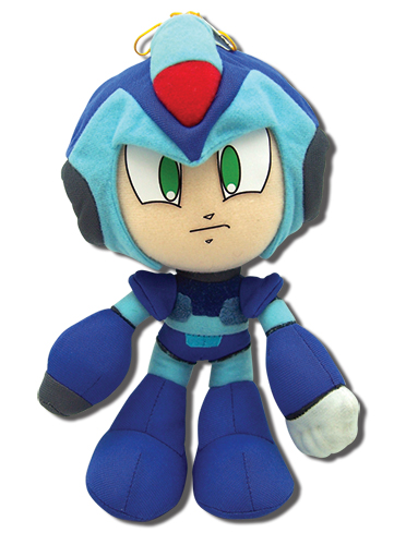 Mega Man X4 - X Plush, an officially licensed product in our Mega Man Plush department.