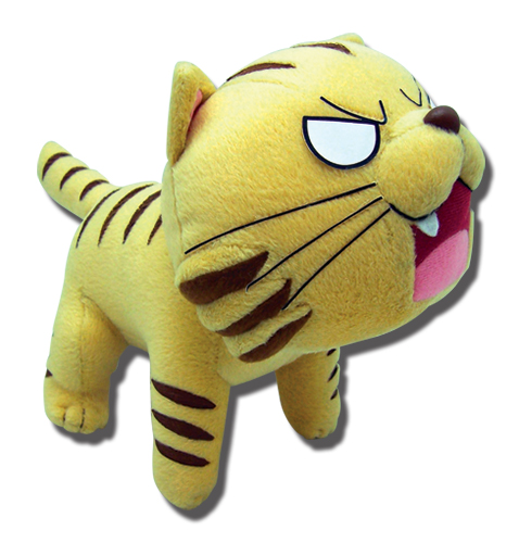 Toradora - Tenori Tiger Plush 8'', an officially licensed product in our Toradora Plush department.