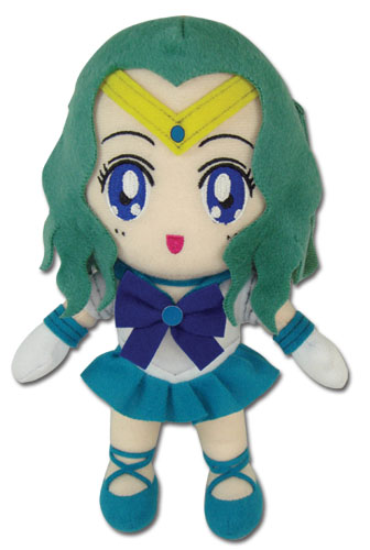 Sailor Moon - Sailor Neptune Plush 8''H, an officially licensed product in our Sailor Moon Plush department.