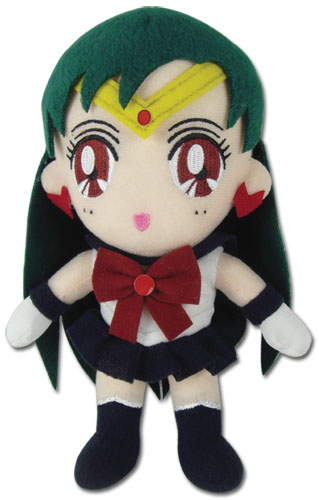 Sailor Moon - Sailor Pluto Plush, an officially licensed product in our Sailor Moon Plush department.