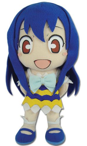 Fairy Tail - Wendy Plush 8''H, an officially licensed product in our Fairy Tail Plush department.