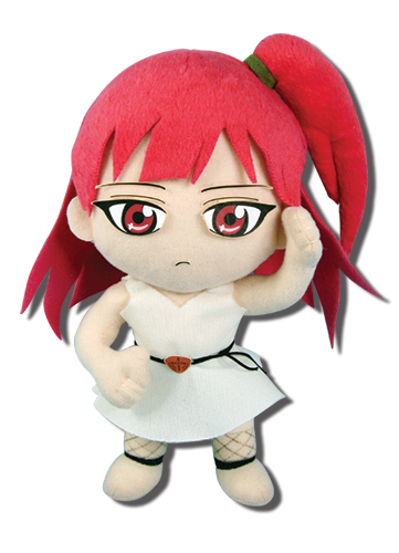 Magi - Morgiana Plush 8'', an officially licensed product in our Magi Plush department.
