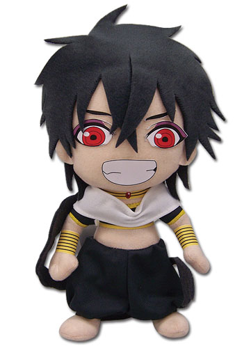 Magi - Judal Plush 8'', an officially licensed product in our Magi Plush department.