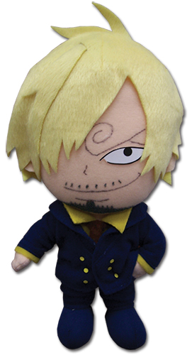 One Piece - Seiji Plush officially licensed product at B.A. Toys.