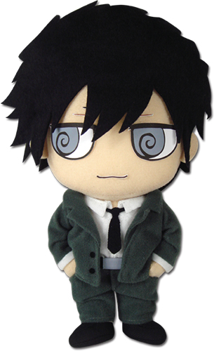 Psycho Pass - Kogami Plush 8'', an officially licensed product in our Psycho-Pass Plush department.