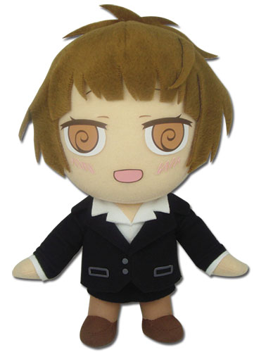 Psycho Pass - Akane Plush 8'', an officially licensed product in our Psycho-Pass Plush department.