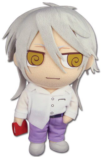Psycho Pass - Makishima Plush 8'', an officially licensed product in our Psycho-Pass Plush department.