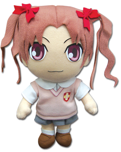 A Certain Scientific Railgun - Kuroko Plush 8'', an officially licensed product in our A Certain Scientific Railgun Plush department.