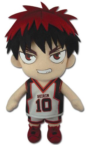 Kuroko's Basketball - Kagami Plush 8'' officially licensed Kuroko'S Basketball Plush product at B.A. Toys.
