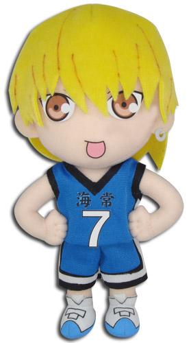 Kuroko's Basketball - Kise Plush 8'' officially licensed Kuroko'S Basketball Plush product at B.A. Toys.