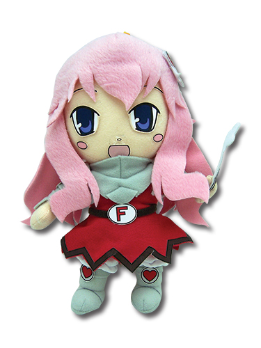 Baka & Test - Mizuki Plush 8, an officially licensed Baka & Test product at B.A. Toys.