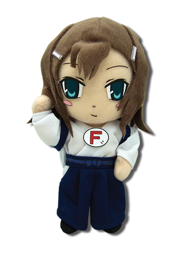 Baka And Test - Hideyoshi Plush, an officially licensed Baka & Test product at B.A. Toys.