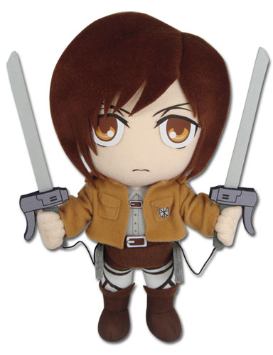 Attack On Titan - Sasha Plush officially licensed Attack On Titan Plush product at B.A. Toys.