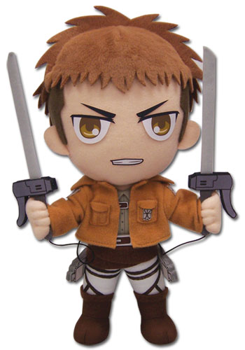 Attack On Titan - Jean Plush officially licensed Attack On Titan Plush product at B.A. Toys.