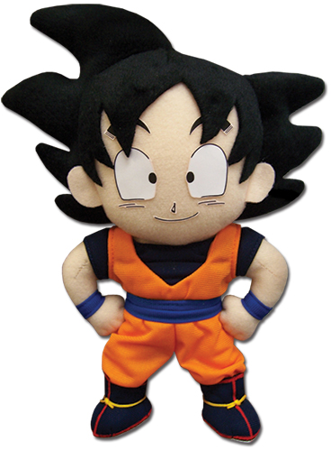 Dragon Ball Z - Goku Plush 8