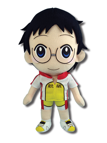 Yowamushi Pedal - Onoda Plush 8''H, an officially licensed product in our Yowamushi Pedal Plush department.