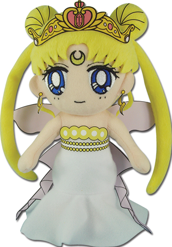 Sailor Moon R - Serenity Plush 8
