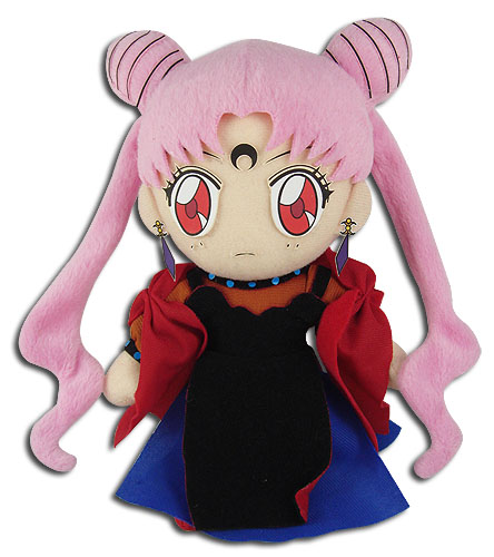 Sailor Moon R - Black Lady Plush 8'', an officially licensed product in our Sailor Moon Plush department.