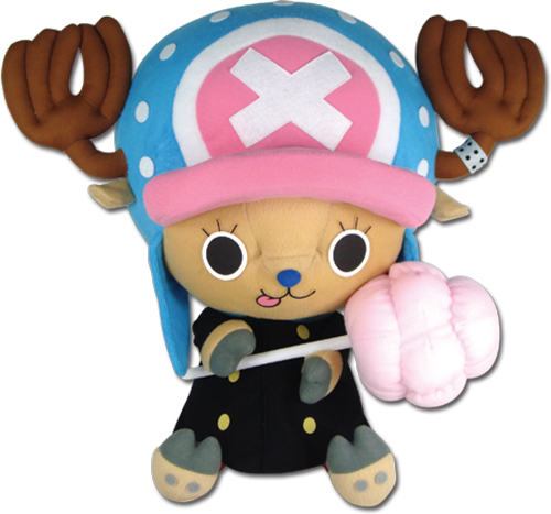 One Piece - Chopper Punk Hazard Plush 16'', an officially licensed product in our One Piece Plush department.