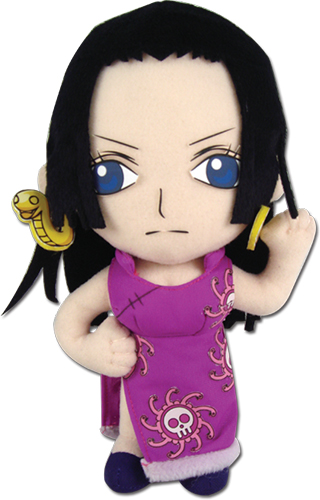 One Piece - Hancock Plush officially licensed One Piece Plush product at B.A. Toys.