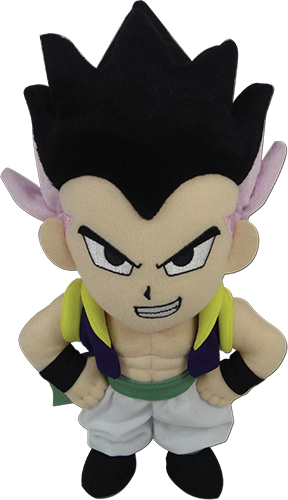 Dragon Ball Z - Gotenkus Plush 8''h officially licensed Dragon Ball Z Plush product at B.A. Toys.