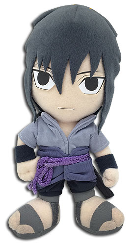 Naruto Shippuden - Sasuke Plush 8'', an officially licensed product in our Naruto Shippuden Plush department.