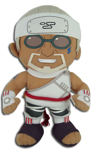 Naruto Shippuden - Killer Bee Plush 8'', an officially licensed product in our Naruto Shippuden Plush department.