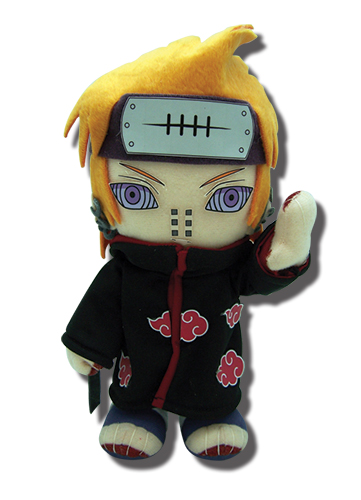 Naruto Shippuden - Pain Plush, an officially licensed product in our Naruto Shippuden Plush department.