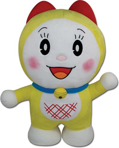 Doraemon - Standing Post Dorami 12'' Plush, an officially licensed product in our Doraemon Plush department.