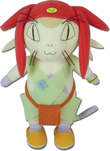 Space Dandy - Meow Plush 9.5'', an officially licensed product in our Space Dandy Plush department.