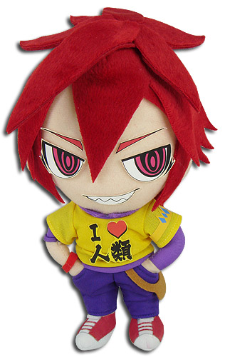 No Game No Life - Sora Plush 8'', an officially licensed product in our No Game No Life Plush department.